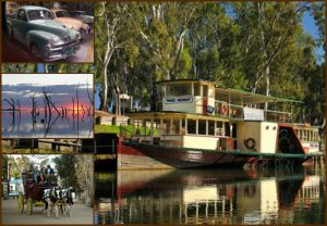 2018/09 Echuca Moama Tour coach tour - holiday coach tours