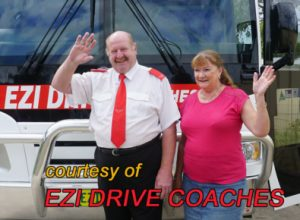 the best, cleanest, coaches, for mini coach tour luxury
